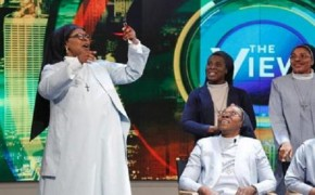 Whoopi Goldberg Surprises Harlem Nuns with $10,000 and a New Car
