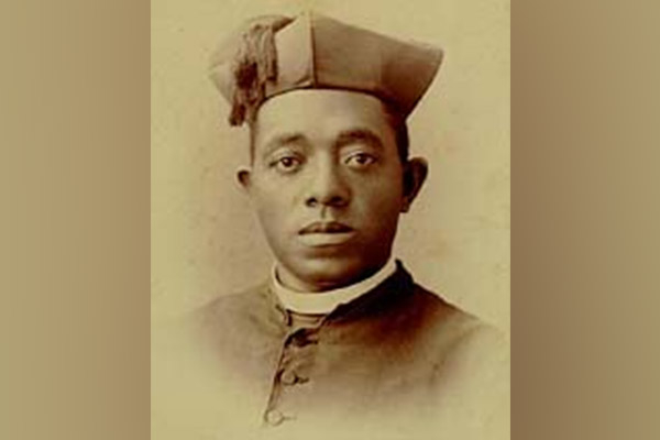 Augustus Tolton became the first African-American priest in the United States 1886.