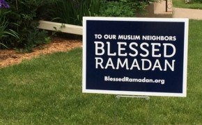 "Minnesota Christians wish Muslims a ""Blessed Ramadan"""