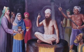 The Sikh Holiday Commemorating the Martyrdom of Guru Arjan