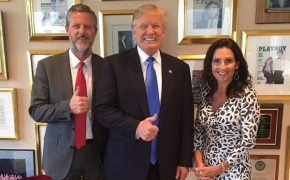 Trump's New Evangelical Board Member Falwell Gets Flack for 'Playboy' Issue