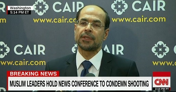 "CAIR's Nihad Awad calls ISIS ""an aberration."""