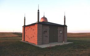 87-Year-Old Mosque in North Dakota is Oldest in America