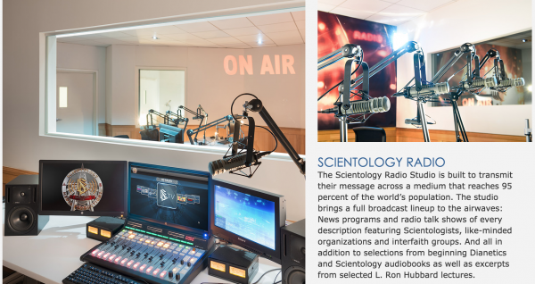 Scientology Media Productions Radio Station