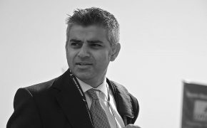 Sadiq Khan Speaks at London's 11th annual Eid Festival in Trafalgar Square