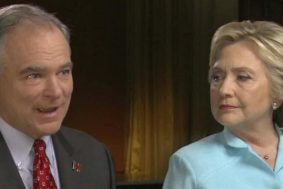 Unaired 60 Minutes Clip: Hillary Clinton's Response to the DNC Email Scandal