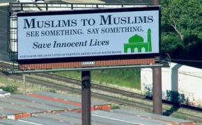 Chicago Muslim Group Combats Islamophobia with Billboards