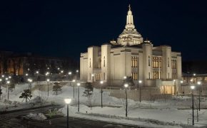 LDS Church Announces Sapporo Japan Temple is Open for Public Tours