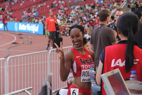 """""""I Want to be Known as the Athlete Who Glorified God"""" – Gold Medalist Brianna Rollins"""