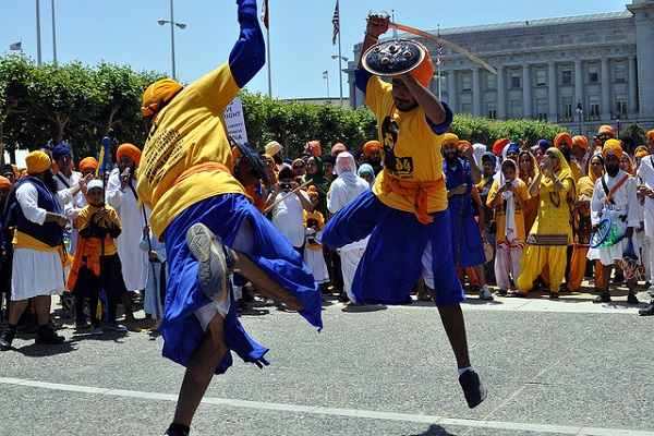 Sikh Gatka is Now a National Sport in India