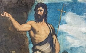August 29: The Beheading of St. John the Baptist
