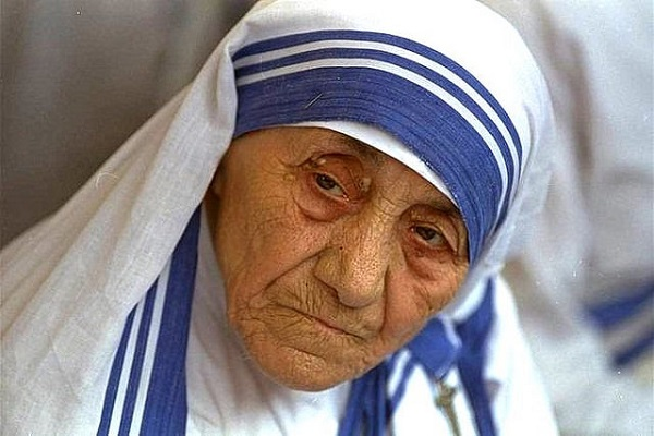 India Prepares for the Canonization of Mother Teresa This Weekend
