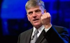 "Franklin Graham Blasts Georgia Congressman for Comparing Jews to ""Termites"""