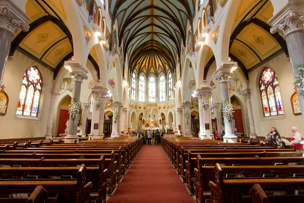 Here's What Americans Look For When Choosing a New Church