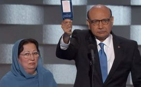Khizr Khan is Not Finished with Trump Yet