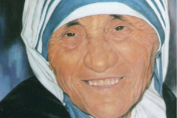 Mother Teresa's Letters Reveal Secret Visions and Words from Jesus Christ