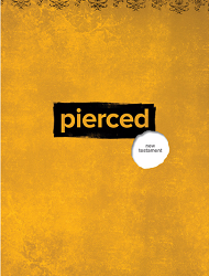 New Bible: 'Pierced: The New Testament' Takes a Different Approach on Scripture for Teens