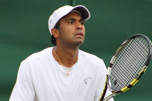 How Hinduism Helps Tennis Player Rajeev Ram on the Court