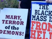 Christians Protest Black Mass with Prayer Services in Oklahoma