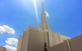 A Look At Philly's New Mormon Temple