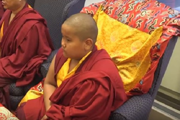 A Minnesota Fourth Grader is Recognized as Reincarnated Buddhist Lama