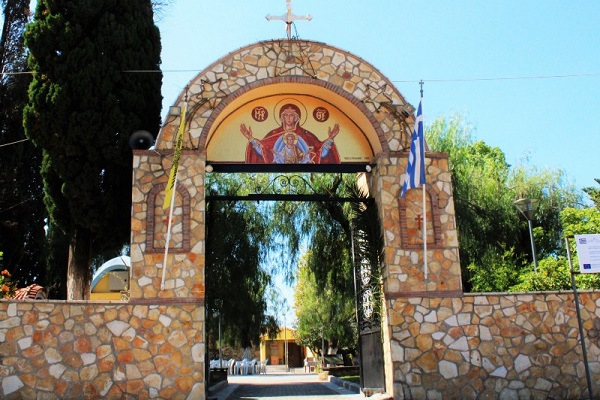The Monastery of Francavilla literally means the village of the Crusaders. Thousands of people flock in from various places of the Peloponnese to attend the celebrations.