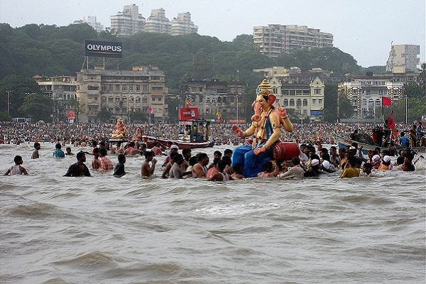Hindus and Jains Observe Festival of Anant Chaturdashi
