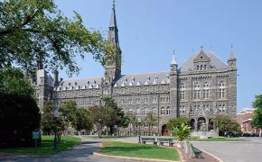 Catholic University Georgetown is First U.S. College with a Hindu Chaplain