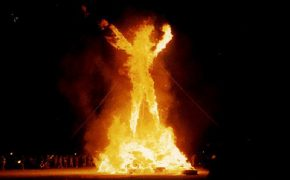 Religion at Burning Man Festival