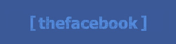 In 2004, Facebook launched as [thefacebook]