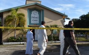 Fire at Orlando Nightclub Shooter's Mosque on Eid al-Adha