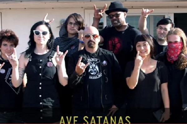 The Satanic Temple of L.A. Featured in 60 Second Documentary