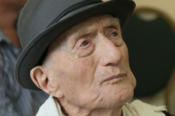 World's Oldest Man Finally Set to Celebrate Bar Mitzvah Ceremony