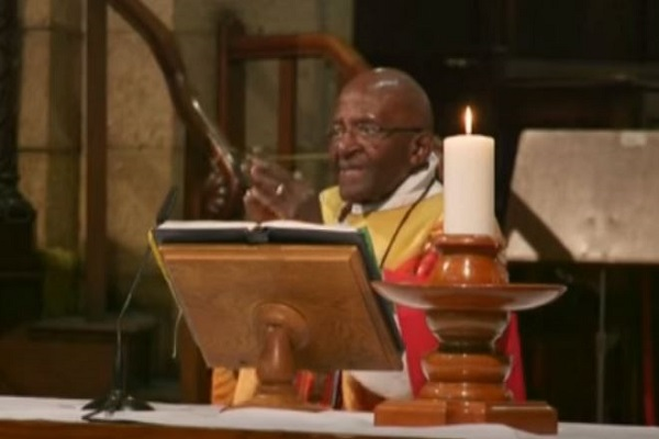 Archbishop Tutu Seeks Right to Have Assisted Death