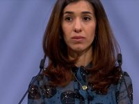 Yazidi Woman Who Escaped ISIS Captivity is Awarded Human Rights Prize