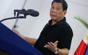 Philippines' President Apologizes For Insensitive Comments About Hitler and Holocaust