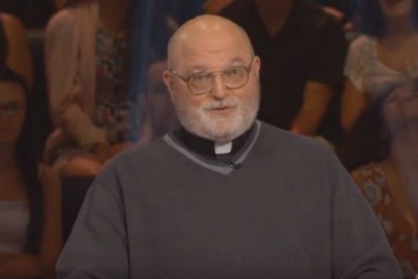 Priest Donates $250,000 Prize Money from 'Who Wants To Be A Millionaire' to Catholic School