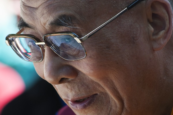 Watch Dalai Lama Impersonate Donald Trump World Religion News
