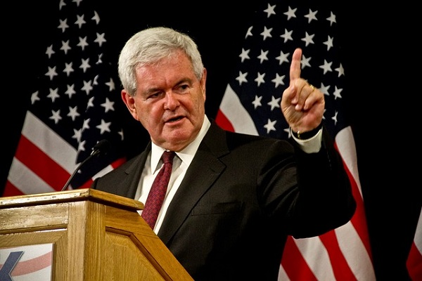 "Newt Gingrich Releases Video Urging Christians to Fight ""Totalitarian Secularism"""