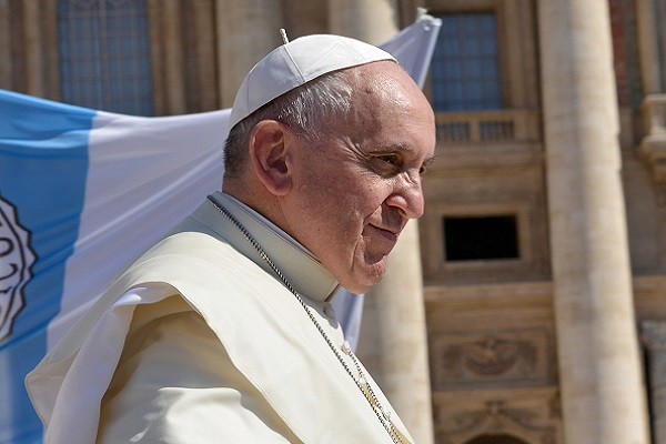 Pope Francis Urges Sports Leaders to End Corruption in Sports