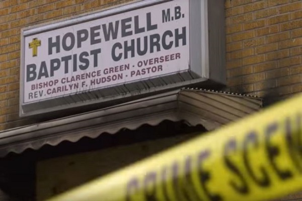 """Over $180,000 Raised for Baptist Church Burned and Vandalized with """"Vote for Trump"""""""