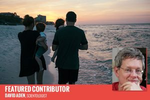 A Scientologist Weighs in on the Challenges of Being a Parent