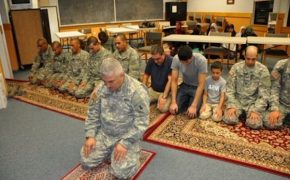 What it's Like to be Muslim in the U.S. Military