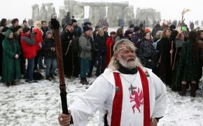 This is Why Pagans Celebrate Yule at Stonehenge