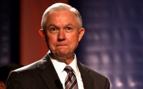 Sessions Takes on Tough Questions at Senate Confirmation Hearing