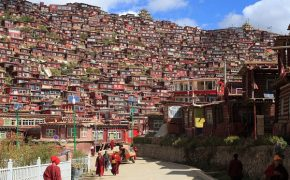 Larung Gar Buddhist Complex Getting Renovated to Improve Safety