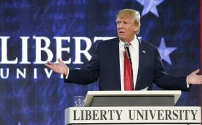 Trump Will Deliver Liberty University Commencement Address