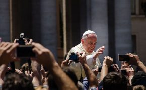 The Pope Wants You to Put the Phone Down and Read the Bible