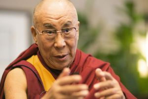 """Dalai Lama"" by  Christopher Michel  is licensed under  CC BY 2.0"