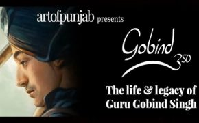 'Gobind 350' Exhibition Celebrates 350th Birthday of Guru Gobind Singh